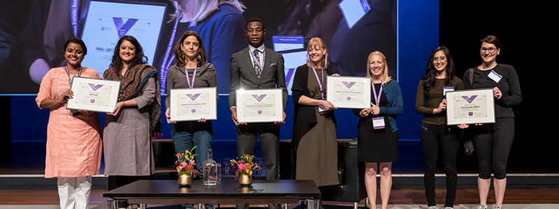 Winners of the 2019 World Justice Challenge supported by WJP's League of Law Firms