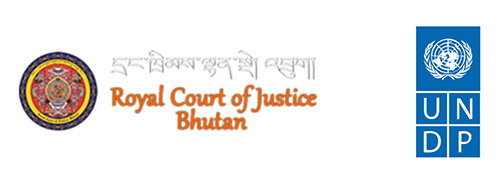 Royal Court of Justice Bhutan and UNDP