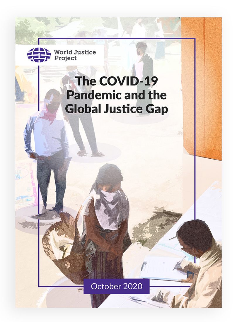Access to Justice and COVID-19 Policy Brief