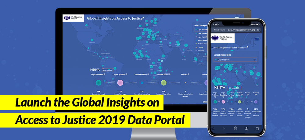 Global Insights on Access to Justice 2019
