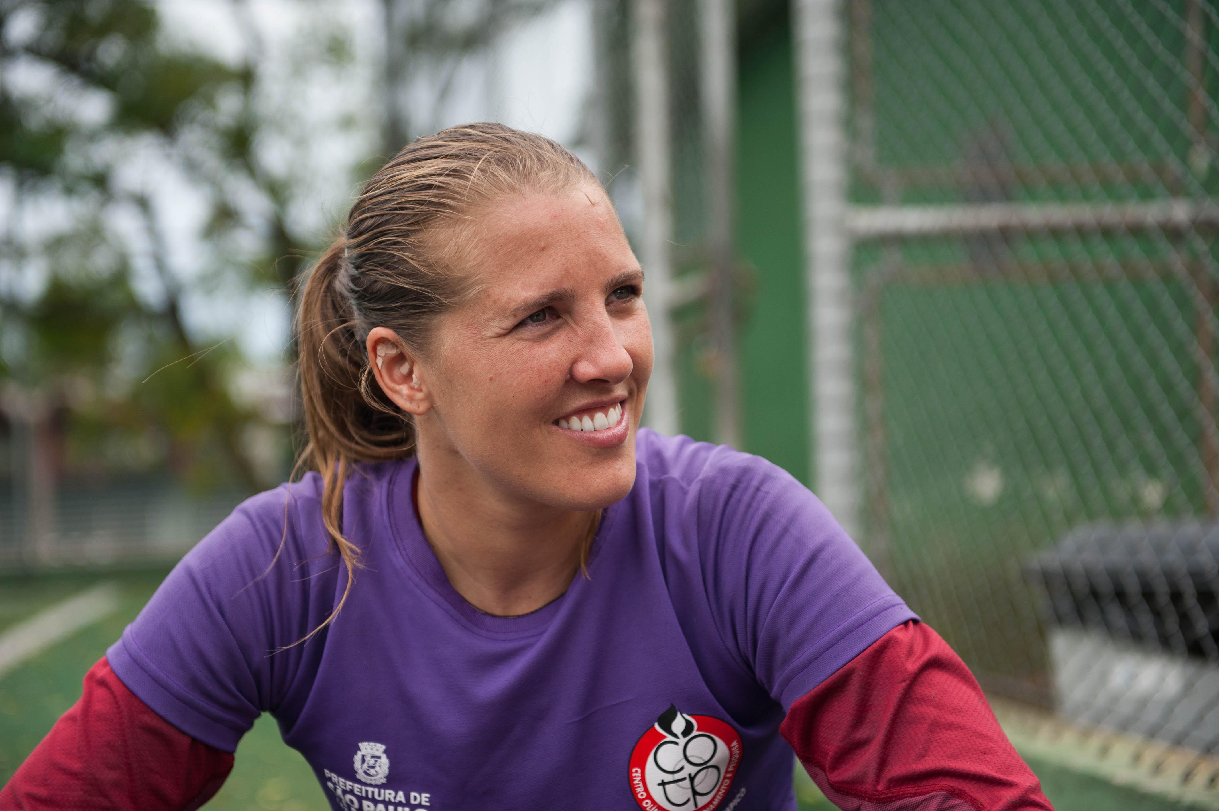 essay women and football