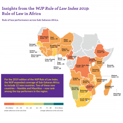 The rule of law in Africa