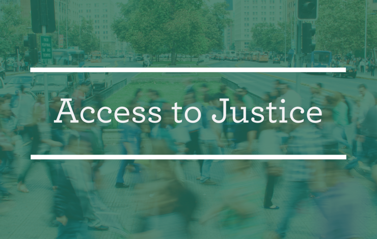 Global Insights on Access to Justice