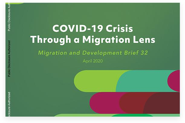Covid-19 Crisis Through a Migration Lens