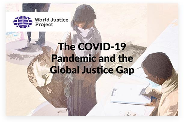 The COVID-19 Pandemic and the Global Justice Gap