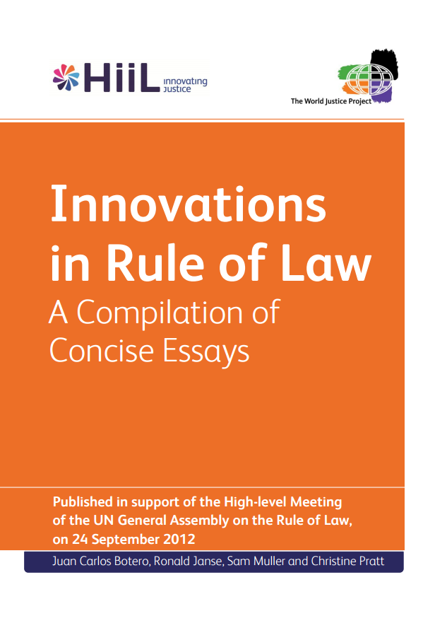 public law rule of law essays The rule of law - the rule of law is a difficult concept to grasp and proves elusive to substantive definition however, the following work considers the attempts of various social and legal theorists to define the concept and pertinent authorities are considered.