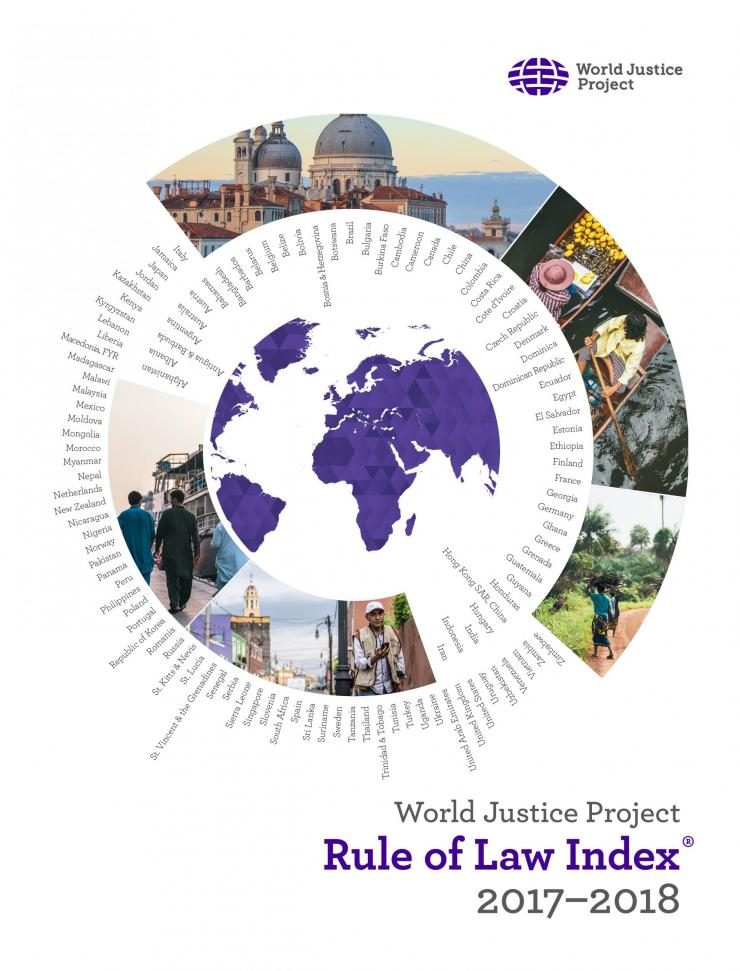 WJP Rule of Law Index 2017–2018 | World Justice Project