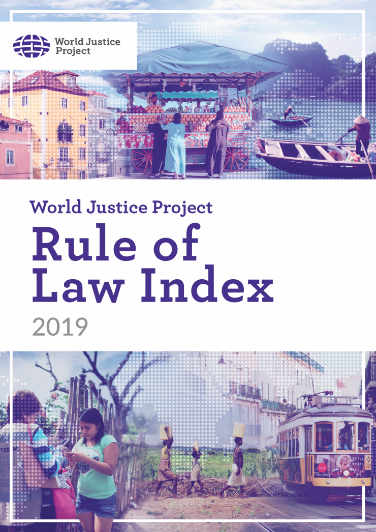 WJP Rule of Law Index 2019 | World Justice Project