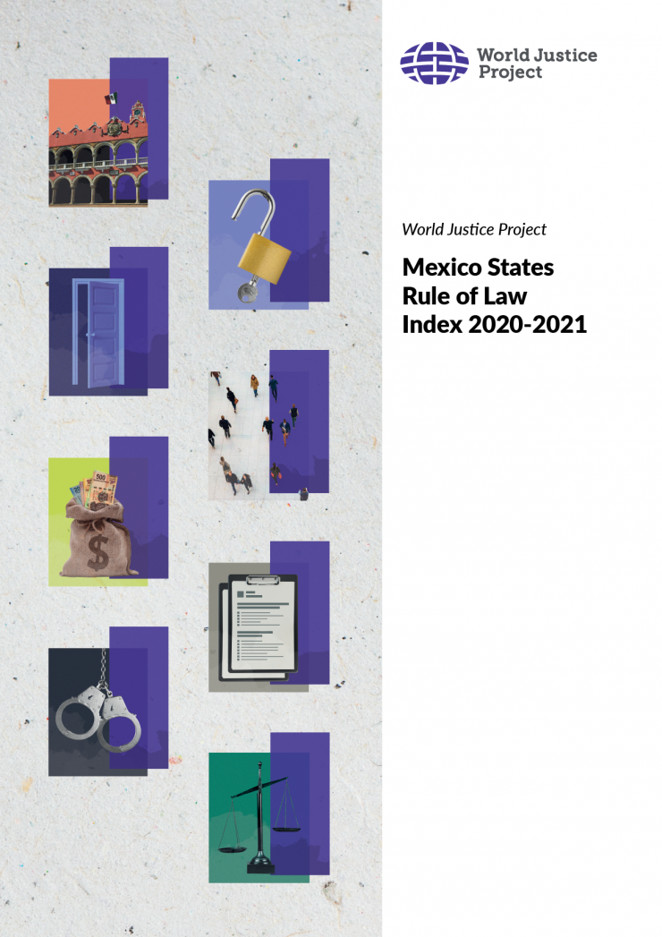 WJP Mexico States Rule of Law Index 2020-2021